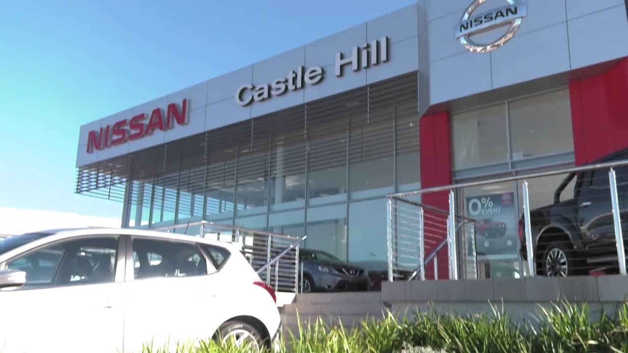 Castle hill nissan