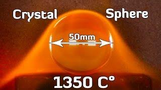 Crystal Ball vs Gas Torch Oven = Satisfying Pancake !