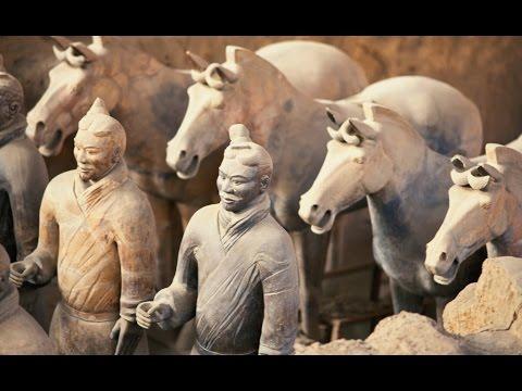 [Documentary] Qin Dynasty (221 - 206 BC) -Terracotta Army  秦兵马俑