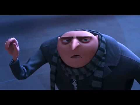 El Macho chases Lucy and Gru
