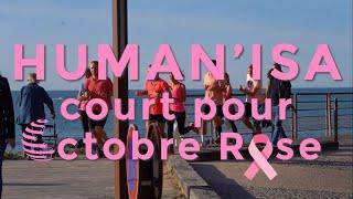HUMAN'ISA XXI court pour Octobre Rose 🎀