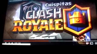 La canción de Clash roshal sin legendarias