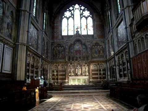 The organ at Keble Collage, Oxford (UK) 09 07 17