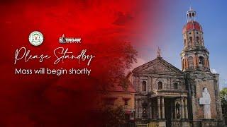 BANAL NA MISA   Setyembre 20, 2021   5:30 N.H.   Parokya ng San Agustin