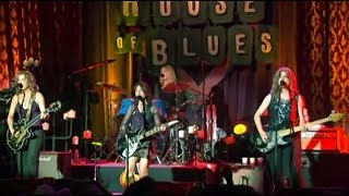The Bangles - House of Blues, LA, 2000