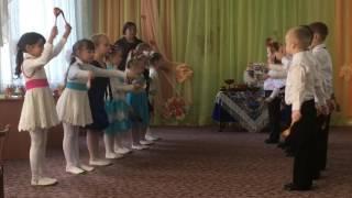 Детский сад 114, Открытый урок музыки, методика Карла Орфа
