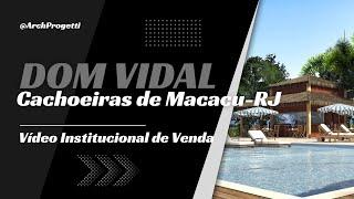 Vídeo Institucional do Residencial Dom Vidal (3D)