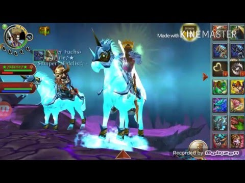 Caught Loyal Guard Of The Dusk|Mount Hunting Order And Chaos Online