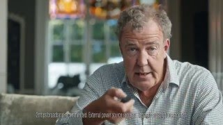 Джереми Кларксон стебет BBC в рекламе Amazon
