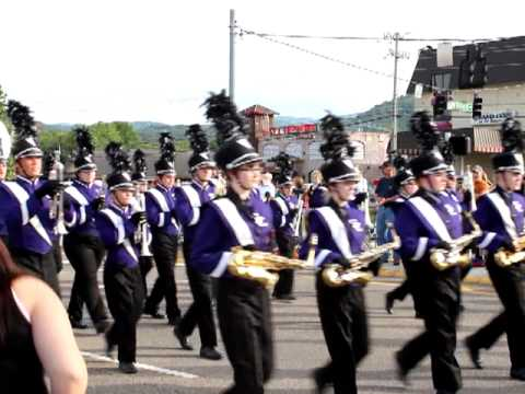 Sevier County Band in Action - YouTube