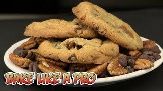 Pecan Chocolate Chip Cookies Recipe