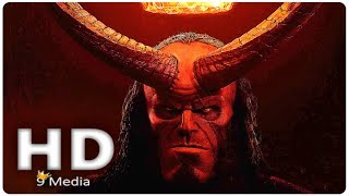 HELLBOY Movie (2019) Official Trailer News, New Hellboy Reboot HD