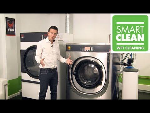 SmartCLEAN : The Wet Cleaning Process