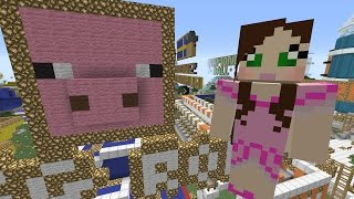 Minecraft: Woosh Games - THE PIG RODEO GAME [1]