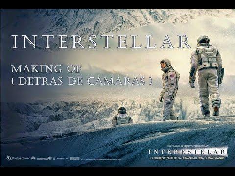 Interstellar - Making of (dentro de interestelar) sub Esp/Ing