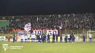 Torcida Split / NK Istra 1961 - Hajduk Split 0:2 (21. Kolo MAXtv Prva Liga)