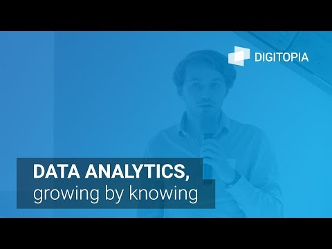 Data Analytics, growing by knowing - Niels Buekers, Head of