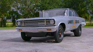 Dick Landy's 1965 Dodge Hemi Coronet A/FX // Lot F124 // Mecum Kissimmee 2018