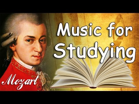 Mozart Classical Music for Studying, Concentration, Relaxati