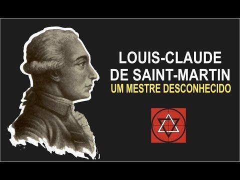 Louis-Claude de Saint-Martin: um Mestre Desconhecido