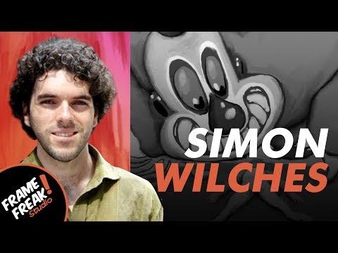 INTERVIEW W/ SIMON WILCHES CASTRO: Creative Director at Titmouse - The Creative Hustlers Show #46