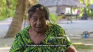 Kiribati develops new tourism product.