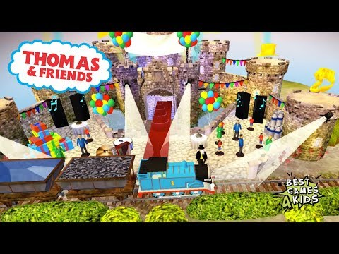 Thomas & Friends: Express Delivery #3 | Sir Topham Hatt's birthday PARTY By Budge Studios