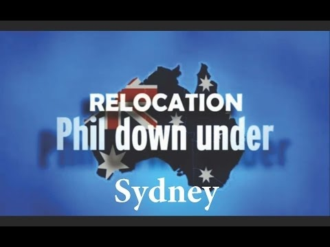 Relocation Phil Down Under S02E09 (Sydney 2010)