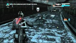 Binary Domain PC Gameplay