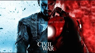 Первый Мститель: Гражданская Война. Кто на чьей стороне. Мнение.