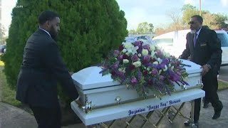 Family, friends to say final goodbye at Jazmine Barnes funeral