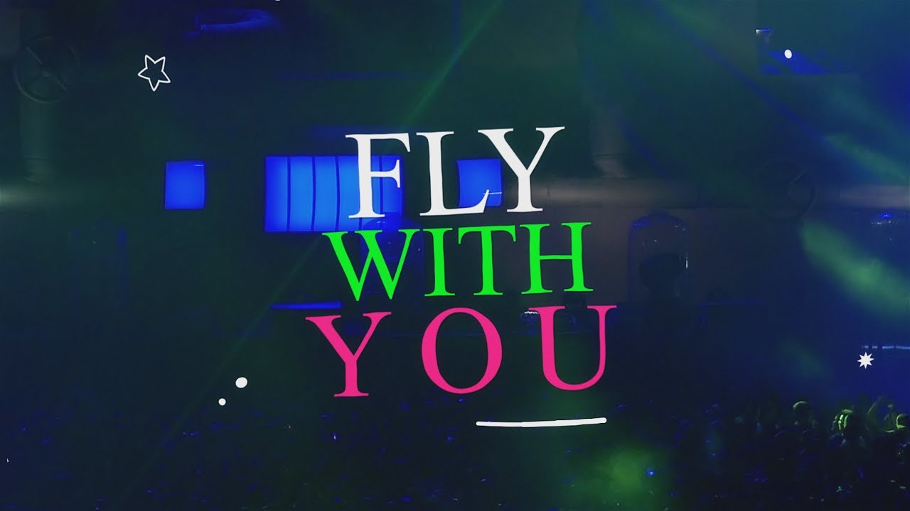 Norwall Fly With You Official Lyric Video Youtube