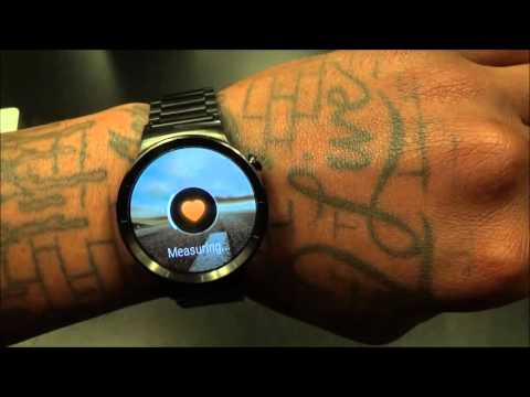 Huawei Watch Stainless Steel Black Unboxing and First Impressions