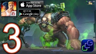 Garena Contra Return Android iOS Walkthrough - Part 3 - Story Mode: Zombie Crisis NORMAL