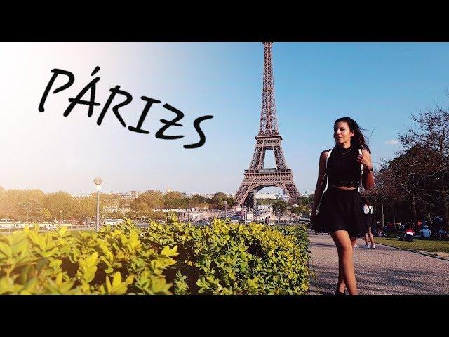 PÁRIZS - DISNEYLAND FILM | Tamás Anita