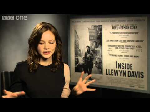 Carey Mulligan on singing with Justin Timberlake - Film 2014: Episode 1 Preview - BBC One