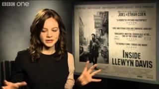 Carey Mulligan on singing with Justin Timberlake - Film 2014: Episode 1 Preview - BBC One