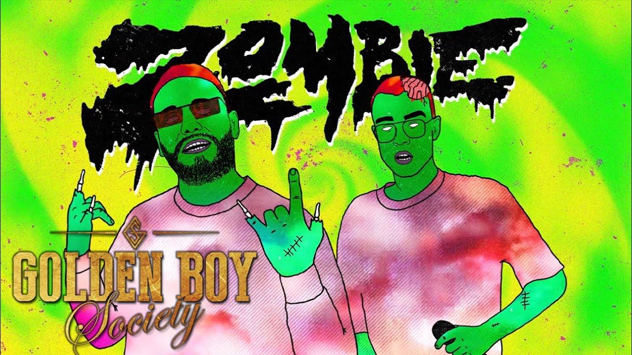 Rashid feat. Arkanian - Zombie | Lyric Video