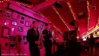�������� ���� Дуэт саксофонистов популярные джазовые композиции ������
