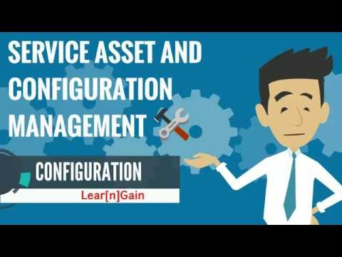 SERVICE ASSET AND CONFIGURATION MANAGEMENT - Learn and Gain