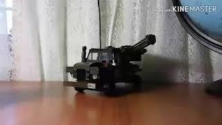 Урал-4320 из лего