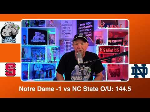 Notre Dame vs NC State 3/3/21 Free College Basketball Pick and Prediction CBB Betting Tips