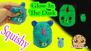 Download Video DIY Glow In The Dark Squishy Shopkins Season 5 Petkins Inspired Craft Do It Yourself by Cookieswirlc MP3 3GP MP4