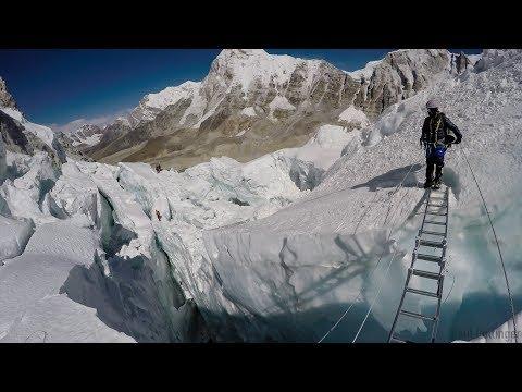 Everest: Khumbu Icefall 4-23-16