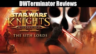 Review - Star Wars: Knights of the Old Republic II: The Sith Lords