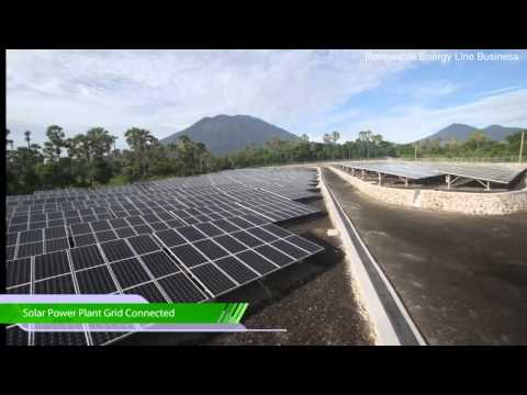Renewable Energy Line Business (I) - PT Len Industri