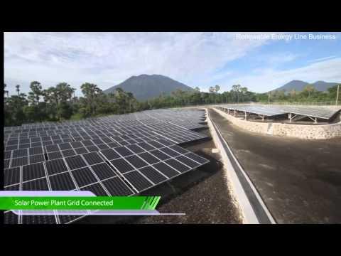 Renewable Energy Line Business (I) - PT Len Industri
