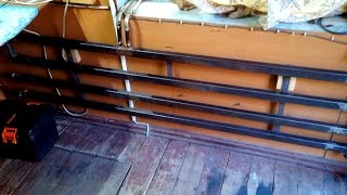 видео Самодельный газовый котел отопления