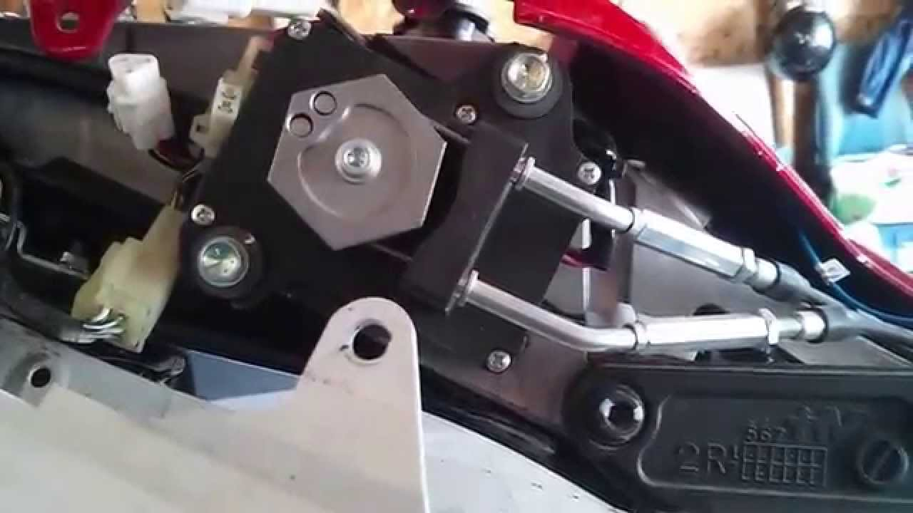 07 GSXR 600 Set Valve Disconnect (C46)