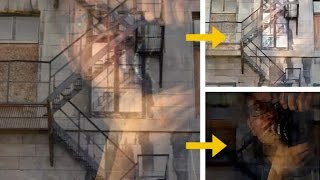 MIT algorithm removes reflections from Photos taken through Windows